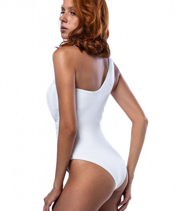 'ATHINA' ONE SHOULDER ONEPIECE SWIMSUIT
